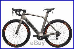 2017 Trek Madone 9.5 Road Bike 54cm H2 Carbon Shimano Ultegra Di2 Aeolus