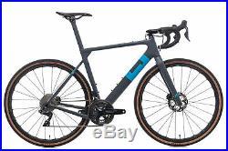 2018 3T Exploro Team Gravel Road Bike Large Carbon Shimano Dura-Ace Di2 11s