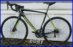 2018 Cannondale Synapse Carbon Hydro Disc-Shimano 105-Size 56cm