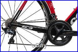 2018 Cervelo S3 Road Bike 56cm Carbon Shimano Ultegra 8000 Mavic Cosmic Elite