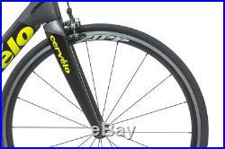 2018 Cervelo S3 Ultegra Road Bike 56cm Large Carbon Shimano 11 Speed Zipp