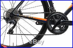 2018 Giant TCR Advanced 1 Disc KOM Road Bike Medium Shimano Ultegra R8000 11s