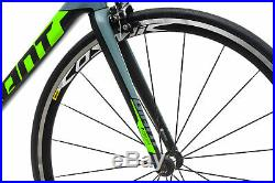 2018 Giant TCR Advanced 2 Road Bike X-Small Carbon Shimano 105 5800 11s Mavic