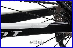2018 Scott Foil 10 Road Bike 49cm Carbon Shimano Ultegra Di2 8050 11s Syncros