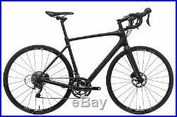 2018 Specialized Roubaix Elite Road Bike 56cm Carbon Shimano 105 Disc DT Swiss