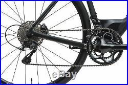 2018 Specialized Roubaix Elite Road Bike 56cm Large Carbon Shimano 105 5800 11s
