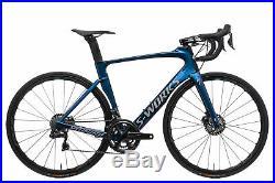 2018 Specialized S-Works Venge Vias Disc Road Bike 56cm Shimano Ultegra Di2