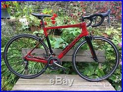 2019 Boardman Slr 8.9 Carbon Road Bike Red Large Frame Shimano Tiagra RRP £1100