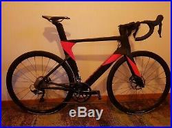 2019 Cannondale SystemSix BalisTec Carbon Aero Road Bike Shimano Ultegra 56cm