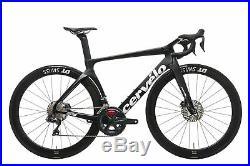 2019 Cervelo S5 Disc Road Bike 54cm Carbon Shimano Ultegra Di2 R8050 DT Swiss