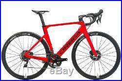 2019 Orbea Orca Aero Disc Road Bike 53cm Carbon Shimano Dura-Ace R9120 11 Speed