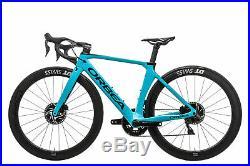 2019 Orbea Orca Aero M10iTeam-D Road Bike 47cm Carbon Shimano Dura-Ace Di2 9150