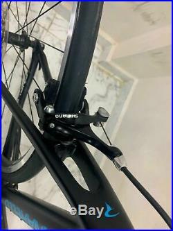 2019 Pinarello Angliru carbon road bike Shimano 105 size 53.5