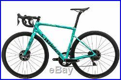 2019 Specialized S-Works Tarmac Disc Road Bike 54cm Carbon Shimano DA Di2 9150