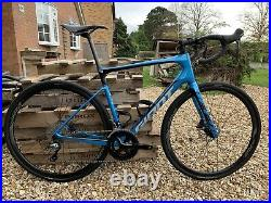 2020 Giant Defy Advanced 3 carbon disc road bike M/L Shimano RRP £1599 Bargain