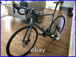 2021 BMC Roadmachine THREE road bike 56cm Shimano Ultegra
