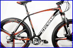 29 Mtb Boost Alluminio Bicicletta, Route Speciali, 21 Shimano, Zoom, Prowheel