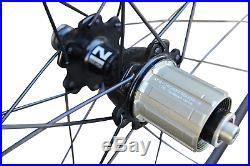 700c Road 8/9/10/11 Speed Bike Wheel Set Shimano Freehub Front & Rear 1699g