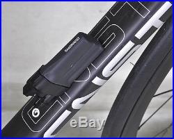 7.4kg Shimano 6770 Di2 Carbon Road Bike Frame Wheels Crank Matt Electronic 54cm