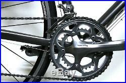 9.6kg 58cm XL Avanti Giro 4 Road Racing Bike Carbon Forks Shimano 105 Low Milage