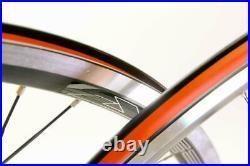 AEROMAX 700c Road Comp Black Road Bike Wheelset Clincher Shimano/SRAM 7-10s NEW