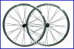 AEROMAX 700c Road Comp Silver Road Bike Wheelset Clincher Shimano/SRAM 7-11s