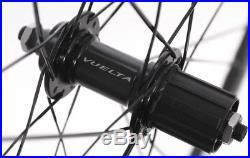AEROMAX PRO Road Bike Wheelset 700c 7-10 Speed Shimano/SRAM Sealed Cartridge NEW