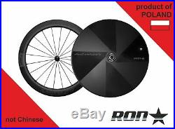 AERON Disc Road Bike Rear Wheel 700c Carbon clincher Shimano 11 Speed for Tri