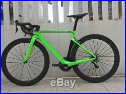 AERO Complete Road Bike Full Carbon Bicycle frame wheels shimano Ultegra 6800