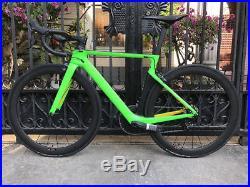 Aero Complete Road Bike Carbon Bicycle frame wheels shimano Ultegra R8000 group
