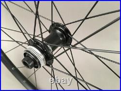 Alex Rims 700c Road Gravel Bike Wheels Shimano Hubs Disc or Rim Brakes 11 Speed