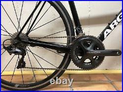 Argon 18 Gallium Road Bike Medium Shimano Ultegra Carbon Triathlon Stages Power
