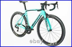 BIANCHI OLTRE XR4 full carbon, Shimano Ultegra 80500 Di2, Ursus Miura TS47 53 cm