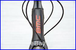 BMC RoadMachine 02 size Medium road bike Shimano Ultegra Fulcrum carbon fibre