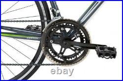 Barracuda Corvus Mens Road Bike 700c Race Bicycle Shimano 14 Speed 3 Sizes GREEN