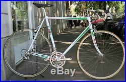 Basso Monza vintage road bike, Columbus Max tube-set, Shimano Dura-Ace, 58.5 cm