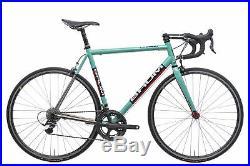 Baum Cubano Custom Road Bike 57cm Titanium Shimano Dura-Ace 7900 HED Belgium