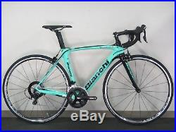 Bianchi Oltre XR3 Shimano 105 2018 Road Bike 57cm New Celeste RRP £2800