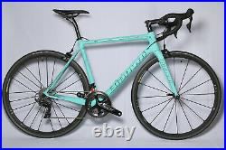 Bianchi Specialissima CV Carbon Size 55 Road Bike Shimano Dura Ace 9100 NEW
