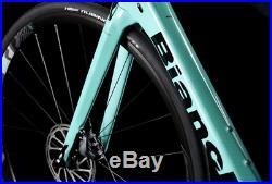 Bianchi Sprint Disc Shimano Ultegra 11 Velocità Bici Corsa All Road Size 53 CK16