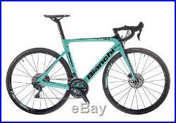 Bici Road Bike Bianchi Aria Disc Shimano Ultegra 11v Size 57