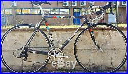 Bici corsa carbonio Look Team Replica KG 96 Shimano Dura-Ace 9 road bike carbon