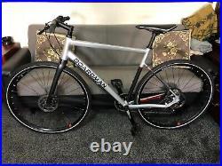 Boardman HYB 8.8 Hybrid Road Bike Shimano Carbon Forks Delivery Available