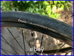 Boardman Hybrid Pro Road Bike Gravel Medium Size 53cm Shimano 105 Carbon Forks