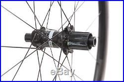 Bontrager Aeolus 5 Disc Carbon Tubular Road Bike Wheelset 700c Shimano Thru Axle