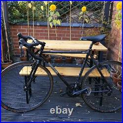 Brother Kepler road bike. Shimano 105 groupset. Cinelli bars. Rapha