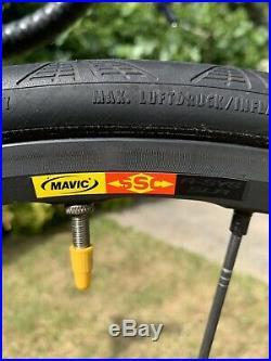 CUBE LITENING SUPER HPC ROAD BIKE 56cm Shimano Dura-Ace Mavic