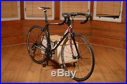 CUBE PELOTON RACE, Road Bike, 58cm, Black and Red, Shimano 105