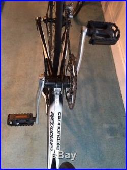 Cannondale CAAD8 Shimano Tiagra Road Bike 56cm Black Good Condition