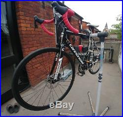 Cannondale CAADX Sram Rival / Shimano 105 Cyclocross Gravel Road Bike Black 54cm